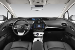 interni Toyota Prius 2016