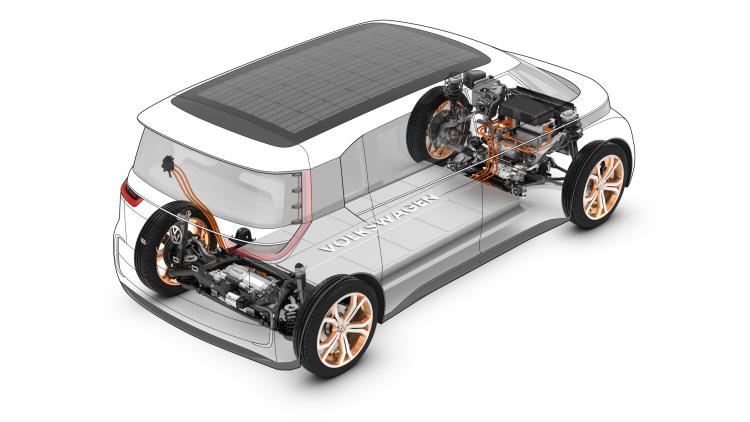 Volkswagen e-Golf Touch, l'elettrica con gesture e comandi vocali