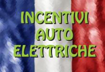 Incentivi auto elettriche in Francia