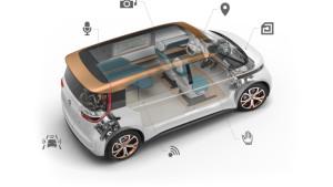 Vonnettività Volkswagen Budd-e