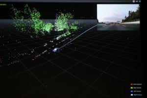 Guida autonoma soluzione Nvidia