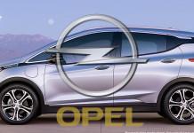 Opel Ampera-e Bolt