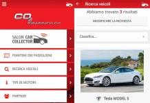 App auto green Salone auto Ginevra