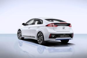 Hyundai Ioniq Hybrid retro