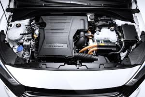 Motore Hyundai Ioniq ibrida
