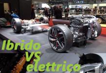 piattaforma ibrida ed elettrica a confronto