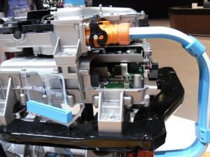 onboard charger Hyundai Ioniq