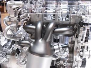 retro motore termico ioniq