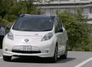 Nissan-guida-autonoma