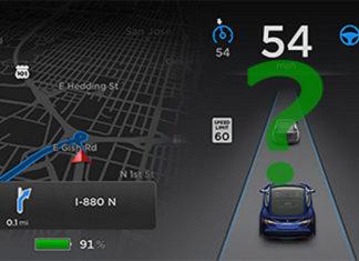Sensori Autopilot Tesla Hacker