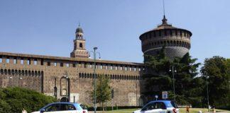 Smar forfour e fortwo car2go Milano