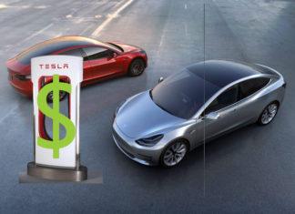 Supercharger Model3 pagamento