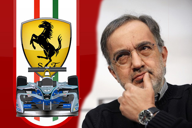 F1, Ferrari: Marchionne valuta la Formula E