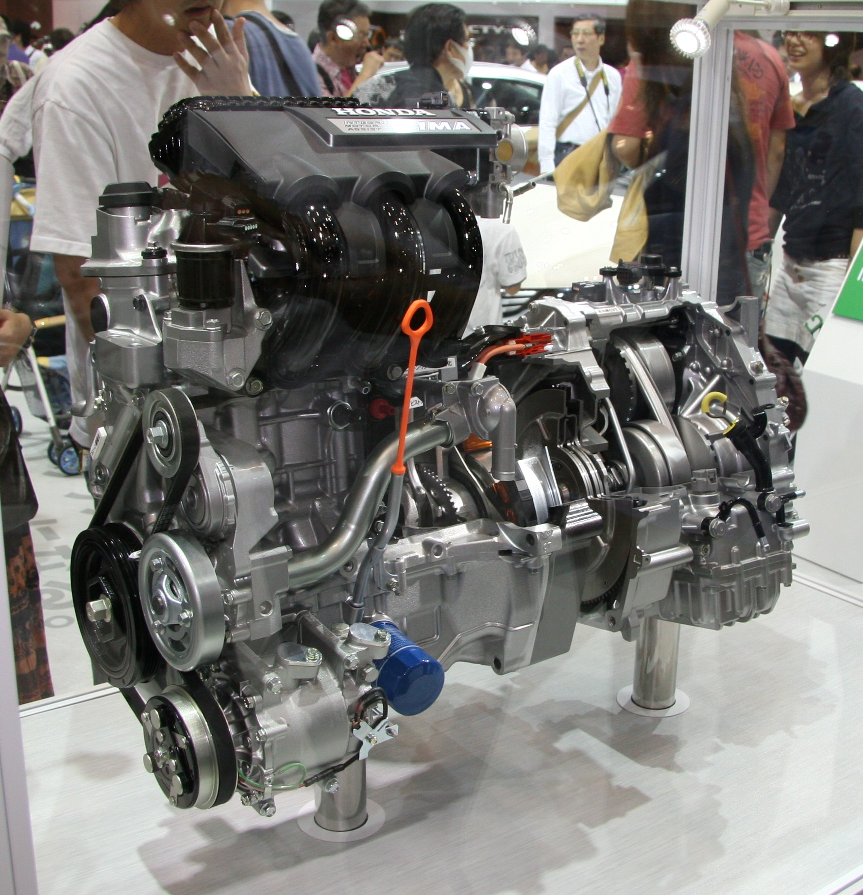 Electric Hybrid Turbocharger: Come Funziona L'auto Ibrida Con Motori In Parallelo