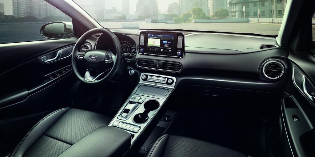 Hyundai Kona: il 27 febbraio debutta l'elettrica