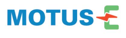 Il logo di Motus-E