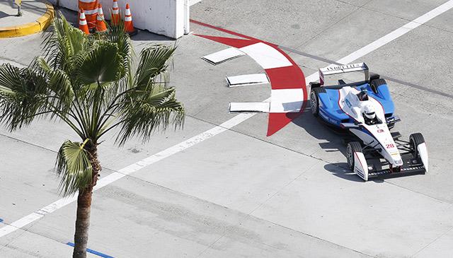 FormulaE Long Beach LBePrix