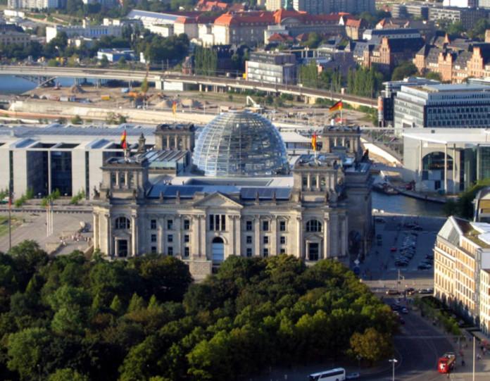 Reichstag by Michael J. Zirbes