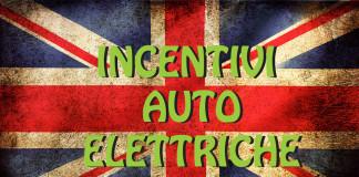 Incentivi auto elettriche Uk