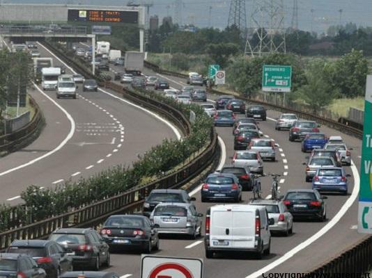 Bolzano traffico