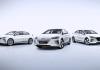 Le tre versioni della Hyundai Ioniq