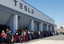 Code Tesla Model 3