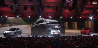 Presentazione Tesla Model 3