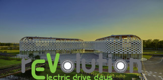Revolution Electric drive days