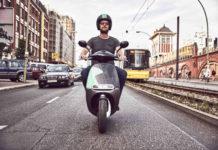 Bosch scooter sharing elettrico Berlino
