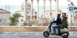 Scootersharing Roma App