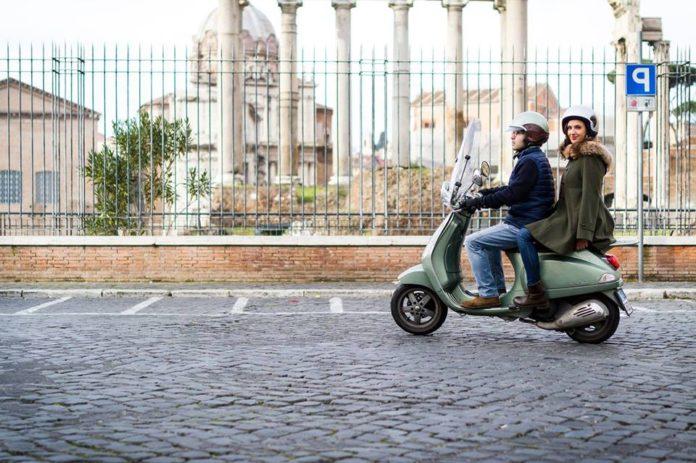 Scootersharing Roma App