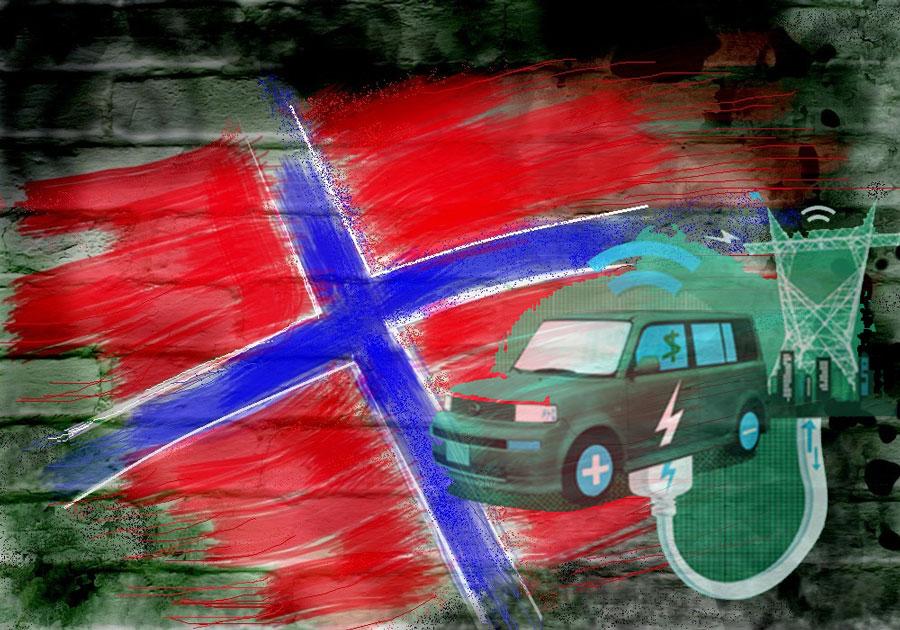 Schemi Elettrici Automobili Gratis : Troppe auto elettriche per la rete elettrica? il caso norvegia