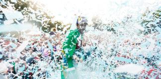 Lucas DiGrassi vince a Zurigo (10 giugno 2018) in Formula E