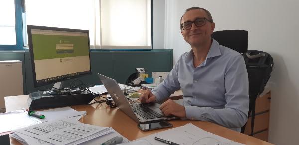 Roberto Bordin, Product Owner delle soluzioni sul car sharing di Targa Telematics