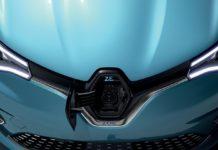 connettore di ricarica Renault Zoe