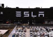 Tesla Gigafactory Cina