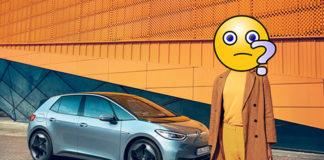 Volkswagen id3 attesa