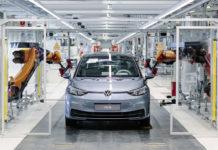 produzione Volkswagen ID3