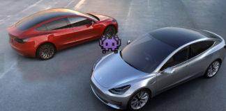 Tesla Model 3 bug hacker