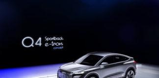 Audi Q4 Sportback etron