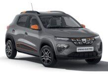 Dacia Spring è anche l'auto elettrica con il rapporto prezzo/autonomia più favorevole