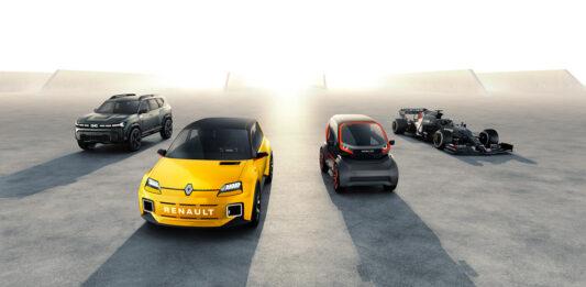 auto elettriche future renault