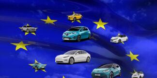 vendite auto elettriche europa 2020