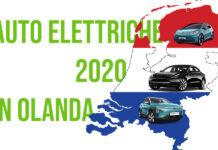 vendita auto elettriche Olanda 2020