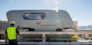Hyperloop Virgin Italia