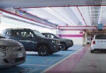 Fiat 500 elettrica car sharing