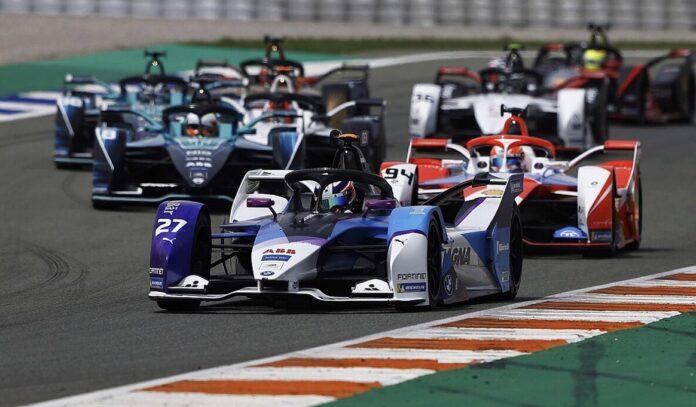 FormulaE Valencia Dennis