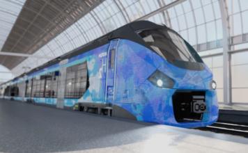 Treni blu ad idrogeno forniti da Alstom