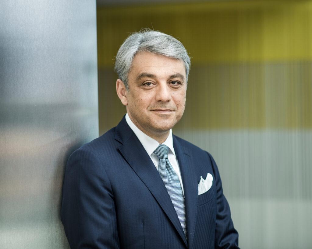 Luca de Meo, CEO Groupe Renault