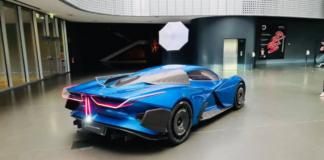 L'entusiasmante hypercar elettrica Fulminea, tecnologia e design italiani